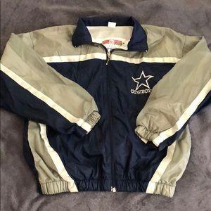 d7162e7e3 NFL Kids Jackets   Coats - Kids Cowboys windbreaker and beanie